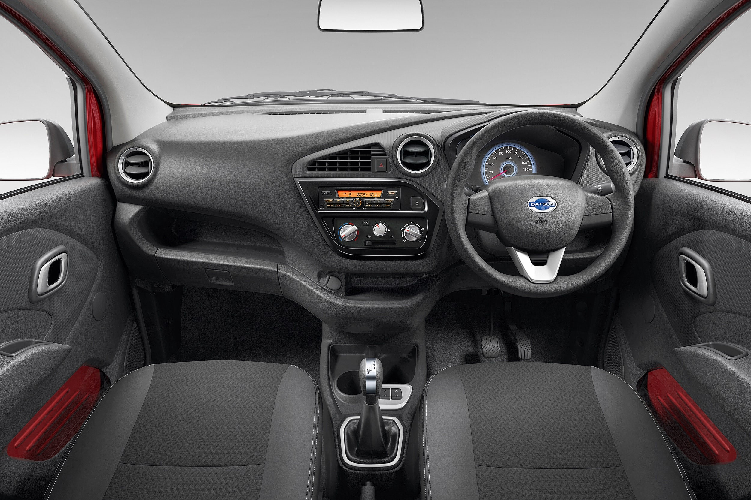Datsun redi-GO 1.0L AMT Launched; Priced in India at INR 3 ...