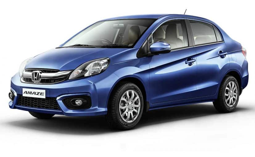 New Honda Amaze 2018 To Debut At Auto Expo Launch Date Price In India Images Features Specs