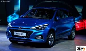 2018 Hyundai Elite i20 Petrol Automatic India Launch in May