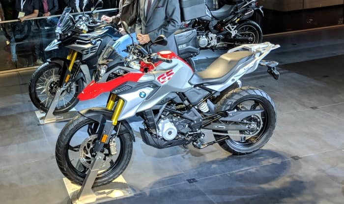 BMW to launch F 750 GS, F 850 GS and display more at Auto