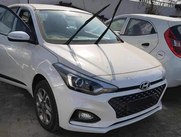 New Hyundai I20 2018 Spied Ahead Of Auto Expo Debut India Launch Date Price Interior Features