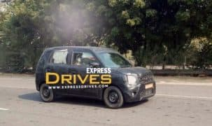 New Maruti WagonR 2018 Spied Testing; India Launch Likely by Year End