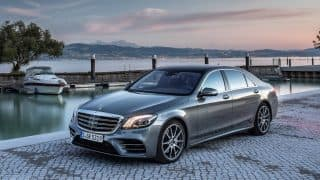 2018 Mercedes-Benz S-Class India Launch Today; Watch LIVE Stream and Online Telecast of new S-Class