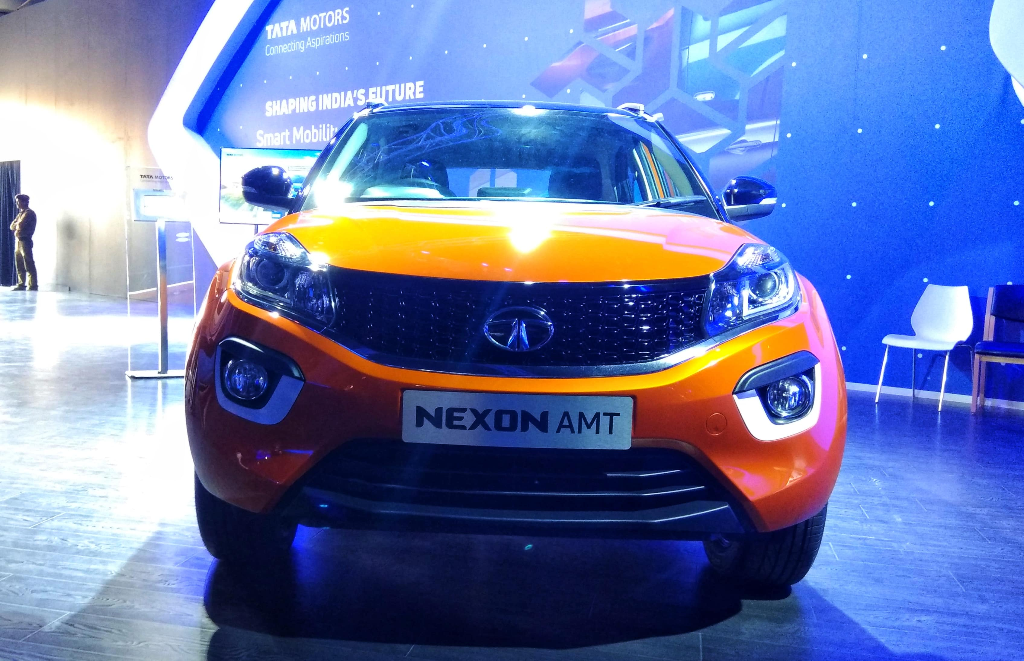 Tata Nexon AMT Bookings Opens at INR 11,000; Launch Date, Price in India, Specs, Features