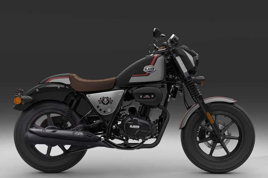 Um Renegade Thor Electric Renegade Duty 230 Motorcycles