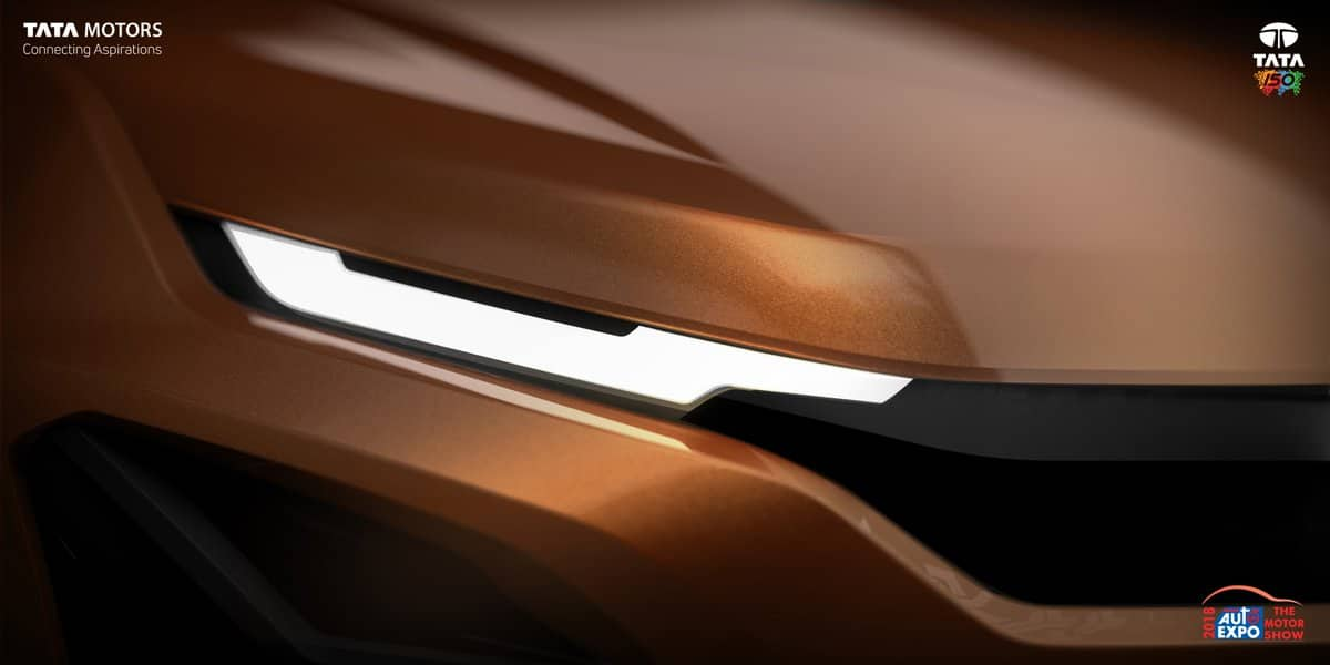 Tata H5 SUV Images Teased Again Ahead of Auto Expo 2018; Expected Price, Launch Date & Specifications