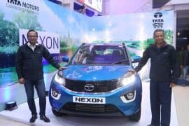 Tata Nexon SUV Launched in Nepal, Prices start from NPR 32.75 lakh