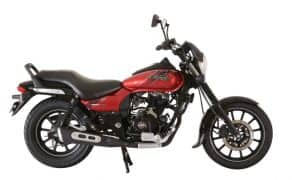 2018 Bajaj Avenger Street 180 Launched, Priced in India at INR 83,475