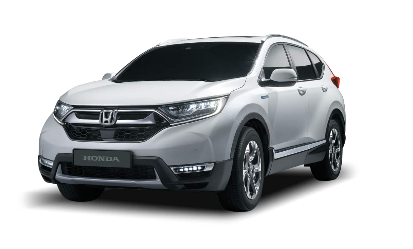 Honda cr v 2018 listed on official website prior india for Honda crv price