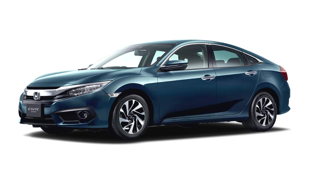 New Honda Civic 2018 Listed On Official Website Price In