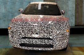 Tata H5X Spied in Production Guise; Expected Price, Images, Images, Launch Date & Specs