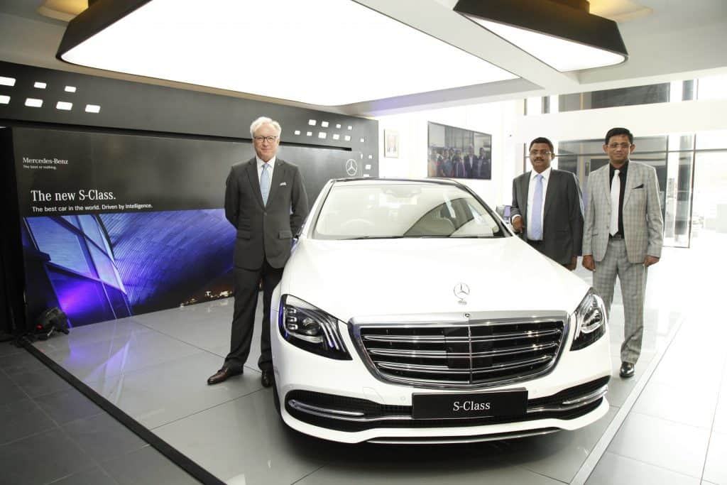 Mercedes Benz Opens A New Luxury Dealership In Thiruvananthapuram Find New Amp Upcoming Cars