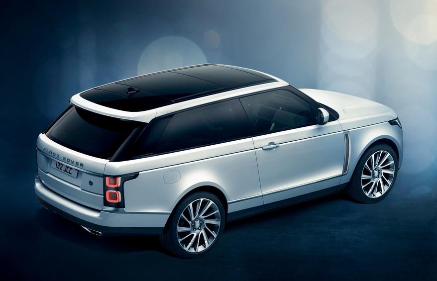 Celebrating Seventy! The Land Rover Range Rover SV Coupe