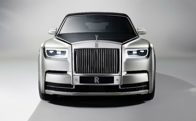 2018 Rolls Royce Phantom Launched; Price in India starts at INR 9.5 Crore