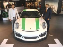 Porsche 911 R Limited Edition introduced in India
