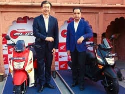 Honda CLIQ scooter launched, price in India is INR 42,499; features & specifications
