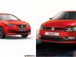 Maruti Baleno RS Vs Volkswagen Polo GT TSI: Price, Features and Engine specifications