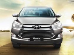 Toyota sells 80,000 units of Innova Crysta till date