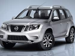 New Nissan Terrano 2017 Facelift to launch on 27th March