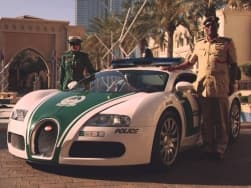 This is the reason you should not break traffic rules in Dubai!