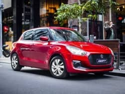 New (Maruti) Suzuki Swift 2017 rolled out in Australia; India launch in 2018