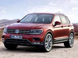 Volkswagen Tiguan all set to be officially revealed in India today