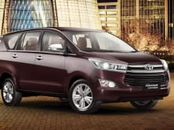 High demand of Toyota Innova Crysta helps it clock 67,500 unit sales in India
