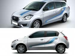 Datsun launches Go and Go+ anniversary editions in India