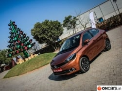 Tata Tigor First Drive Review
