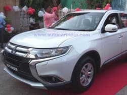 2017 Mitsubishi Outlander to get launched in India by the end of year!
