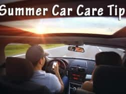 Eight Steps to keep your vehicle in great shape this summer
