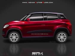 Rendering: this is what Maruti's Renault KWID challenger could look like