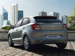 Maruti Suzuki Baleno to now get CVT automatic gearbox in top spec Alpha variant