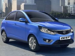 Tata Zest to sell alongside Tata Tigor in India