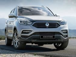 2017 Mahindra SsangYong Rexton breaks cover at Seoul Motor Show: 8 key facts to know