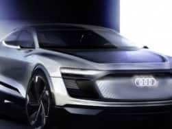 Audi e-tron Sportback Concept to be showcased at 2017 Shanghai Motorshow