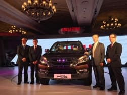 Isuzu MU-X 7 seater SUV goes on sale in India: Price starts at INR 23.99 lakh
