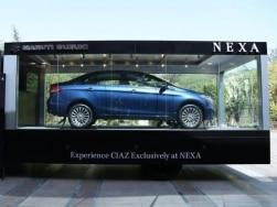 Maruti Suzuki Ciaz to be retailed through Nexa dealerships starting from April 1
