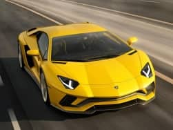 Lamborghini Aventador S launching in India on March 3