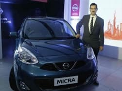 2017 Nissan Micra Facelift launched in India at INR 5.99 lakh