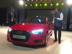 2017 Audi A3 facelift launched in India at INR 30.5 Lakh