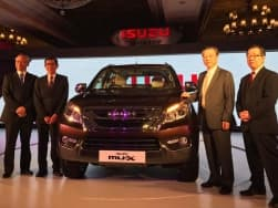 GST Effect: New Isuzu MU-X prices drop by INR 1.5 lakh