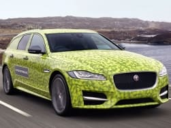 Jaguar showcases upcoming XF Sportbrake