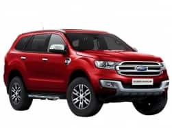 Ford Endeavour 2.2L 4X2 MT Trend