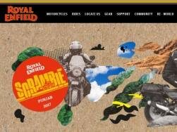 Royal Enfield Scramble 2017 Registrations now open; Dates announced