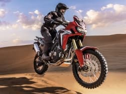 Honda Africa Twin deliveries commence in India; 50 units sold in just two months
