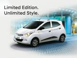 Hyundai Eon to now come with a 6.2-inch touchscreen infotainment system