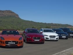 Jaguar Land Rover Experience tour reaches Ahmedabad
