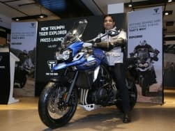 2017 Triumph Tiger Explorer XCx launched; Priced in India at INR 18.75 lakh