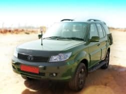 Tata Safari Storme is the new choice for the Indian Army